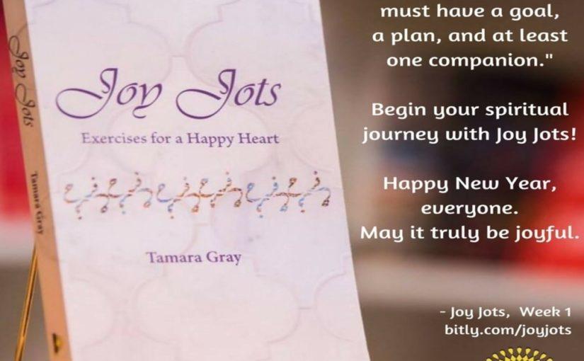 Joy Jots Book Club