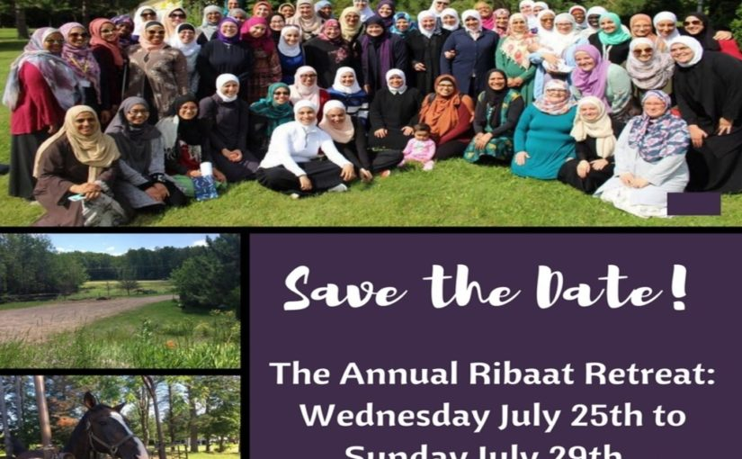 Annual Ribaat Retreat