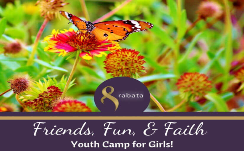 Friends, Fun, & Faith – Youth Camp for Girls