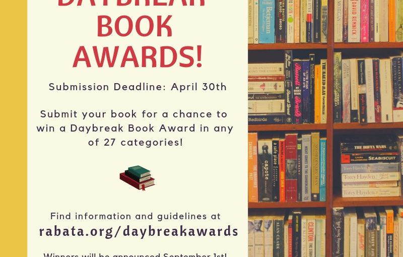Daybreak Book Awards!