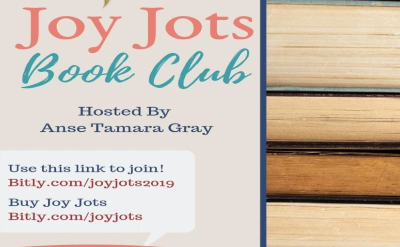 Joy Jots Weekly Book Club