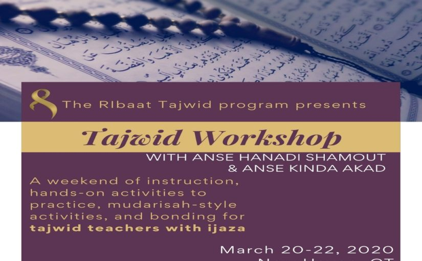 Ribaat Tajwid Workshop