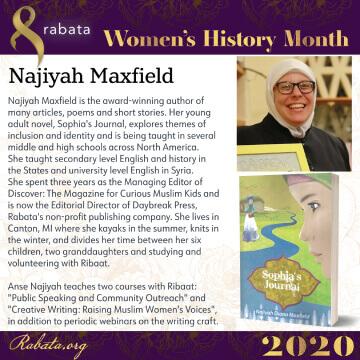 Anse Najiyah Maxfield